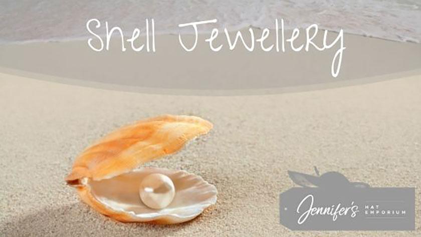 Trend Alert Shell Jewellery