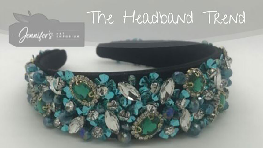 know about the headband trend