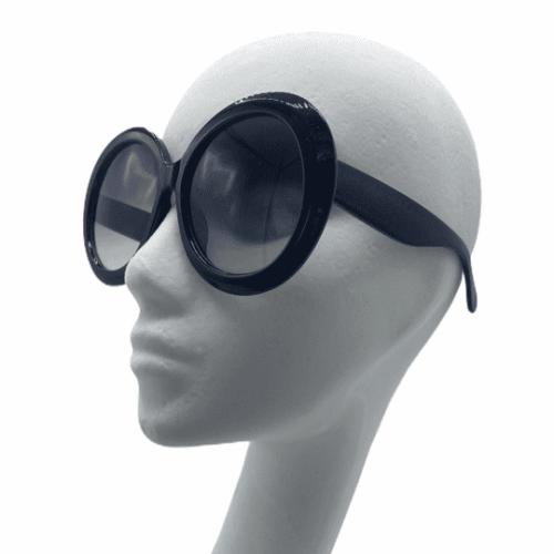 Designer inspired over sized sunglasses.