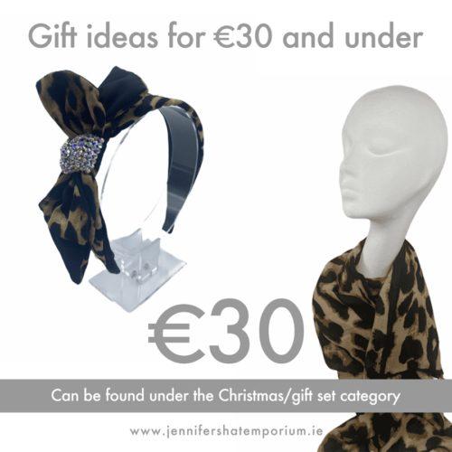 Gift sets under €30